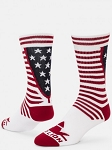 Red Lion Fifty USA Crew Socks