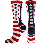 Red Lion  Vote for Donald Trump Crew Socks