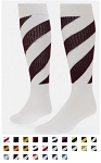 Red Lion Tornado Striped Knee High Socks  Closeout