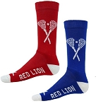 Red Lion X-Factor Crew Lacrosse Socks-CLOSEOUT