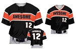 Teamwork Custom  Baseball Jerseys (On Deck)