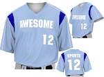 Teamwork Custom  Baseball Jerseys (Stolen Sign)