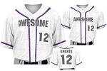 Teamwork Custom  Baseball Jerseys (Strike Zone) Digi Camo Design