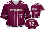Teamwork Custom  Baseball Jerseys (Walk Off)