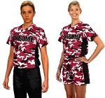 Teamwork Custom  Prosphere Softball Uniforms (Camo)