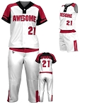 Teamwork Custom  Softball Uniforms (ACE)