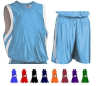 Teamwork Downtown Basketball Uniforms Reversible Jersey and Short