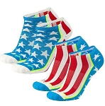 Twin City Brand 59 Ankle Socks  Style: USA  (Sold 2 pairs per package)