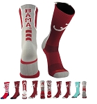 Officially Licensed Twin City Collegiate Socks (University of Alabama)