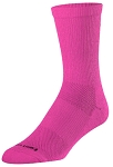 Twin City Performance Pink Crew Sock