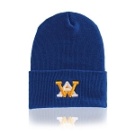 Twin City Custom Knit Hat (Solid Color Hat)
