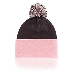 Twin City Custom Knit Hat (2 Color Hat)