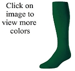 Twin City Collegiate Solid Color Football Socks