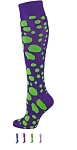 Twin City Leopard Knee High Socks