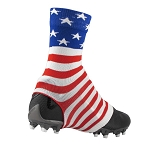 USA Footbal Cleat Cover - Twin City Razur Debris Inhibitor