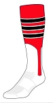 Twin City Custom Stirrup (Full Sock) - Style D