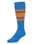 Twin City Custom Stripe Knee High Socks (Style C)