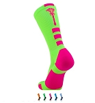 Twin City Midline  Lacrosse Crew Socks