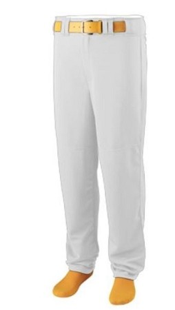 Augusta 15 oz. Walk Off Baseball Pant (open bottom)