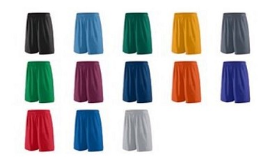 "Augusta 9"" Training Short"