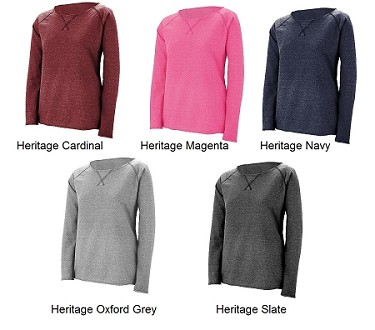 Augusta Ladies French Terry Sweatshirt