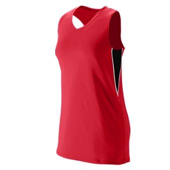 Augusta Inferno Racerback Jersey Ladies/Girls