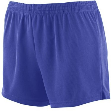 Augusta Junior Fit Wicking Mesh Short-CLOSEOUT