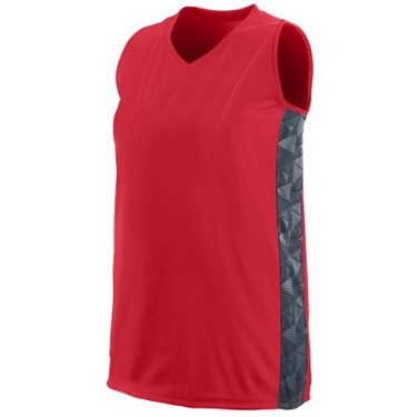 Augusta Fast Break Racerback Jersey Ladies/Girls