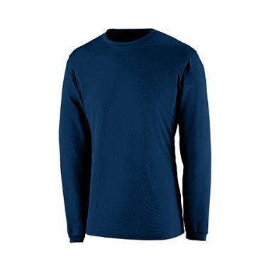 Augusta Apex Long Sleeve Crew-CLOSEOUT