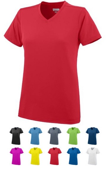 Augusta Exa Short Sleeve Ladies/Girls
