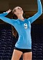 Augusta Assist Long Sleeve Volleyball Jersey
