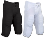 Integrated Football Pant with built-in pads by Champro Closeout