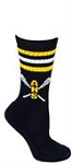 Custom Elite Crew Socks by Pearsox - Lacrosse  PCCRE3TX