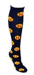 Softball Custom Knee High Socks by Pearsox (#PCBALLBS)