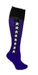 All In One Custom Custom Knee High Socks by Pearsox Stars (PCALLINS)