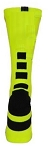 Custom Bolt Logo Crew Socks (PCBOLT4) by Pearsox