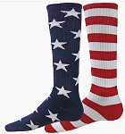 Flag Socks/USA Socks