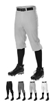 Baseball Pants by Alleson - Knicker 14 oz. CLOSEOUT