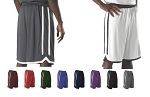 Reversible Basketball Short by Alleson Double Ply (588P)