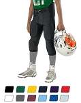 Integrated Football Pants By Alleson-Solo Power Spandex