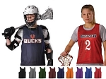 Alleson Launch Reversible Lacrosse Pinnie