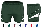 Running Shorts with Liner by Alleson Men, Ladies'