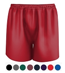 Running Shorts with Liner By Alleson Woven Men, Ladies'