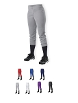 Softball Pants by Alleson - #605PLW