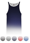 Track Singlets by Alleson - Artoma Ombre - Elite Loose Fit