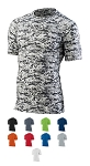 Compression Short Sleeve Shirt by Augusta - Hyperform