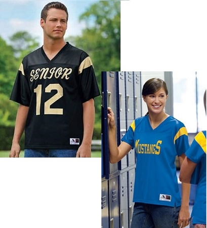 timeless design cd904 6723c Pep Rally Adult, Ladies & Youth Replica Football Jersey