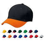 High Five Cotton Twill Six Panel Cap Closeout