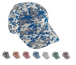Augusta Digi Camo Cotton Twill Cap Closeout