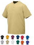 Augusta Adult/Youth Wicking Two-Button Jersey  Closeout